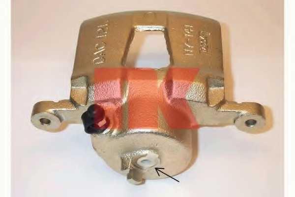 Тормозной суппорт NK 215001 - изображение