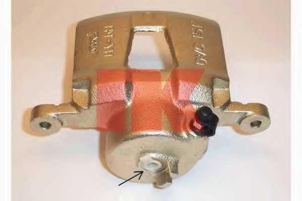 Тормозной суппорт NK 215002 - изображение