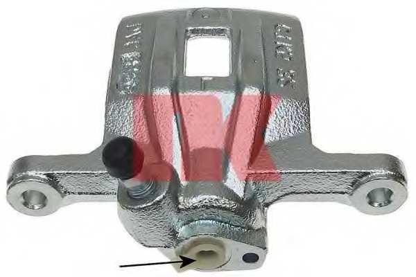 Тормозной суппорт NK 215028 - изображение