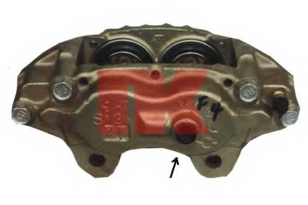 Тормозной суппорт NK 2199121 - изображение