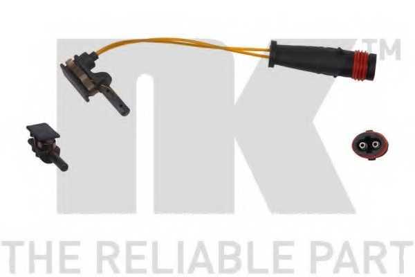 Сигнализатор износа тормозных колодок NK 280084 - изображение