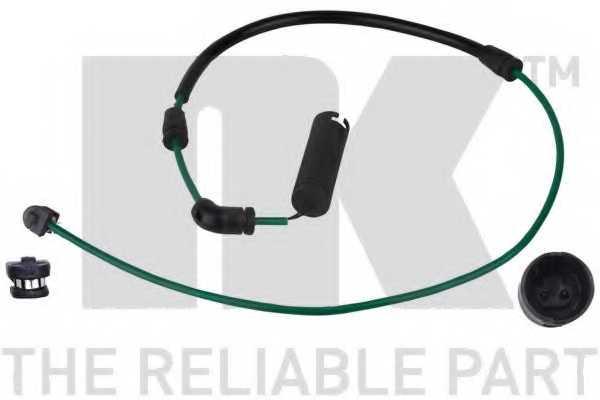 Сигнализатор износа тормозных колодок NK 280087 - изображение