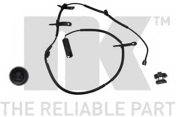 Сигнализатор износа тормозных колодок NK 280105 - изображение