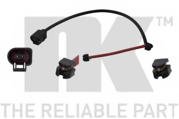 Сигнализатор износа тормозных колодок NK 280112 - изображение