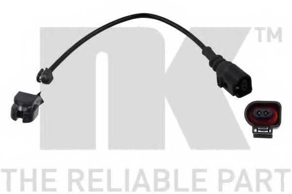 Сигнализатор износа тормозных колодок NK 280117 - изображение