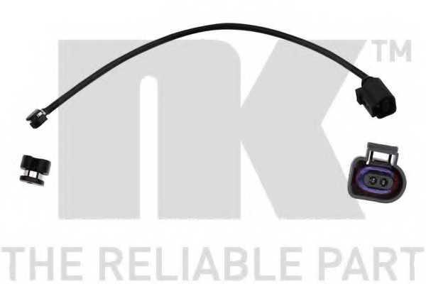Сигнализатор износа тормозных колодок NK 280208 - изображение