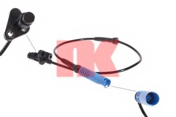 Датчик частоты вращения колеса NK 291502 - изображение