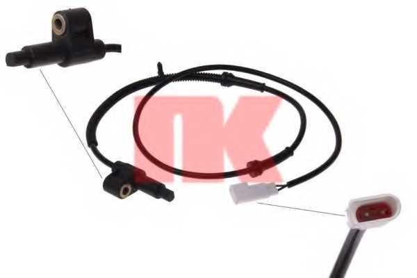 Датчик частоты вращения колеса NK 292502 - изображение
