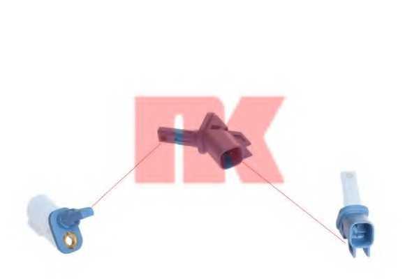 Датчик частоты вращения колеса NK 292535 - изображение