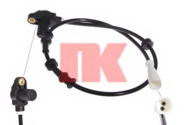 Датчик частоты вращения колеса NK 293605 - изображение