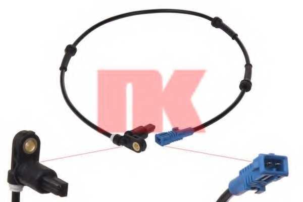 Датчик частоты вращения колеса NK 293702 - изображение