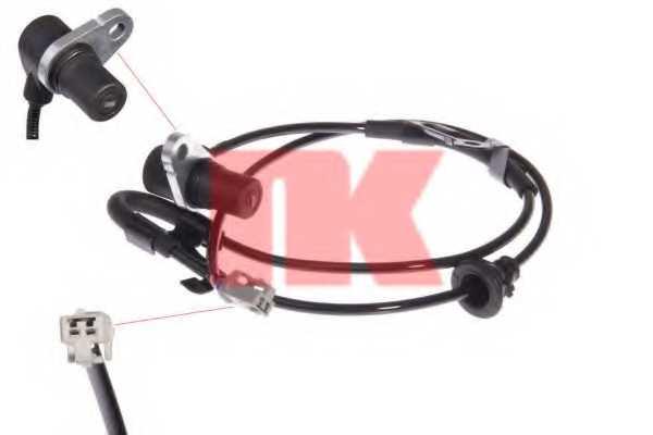Датчик частоты вращения колеса NK 294504 - изображение