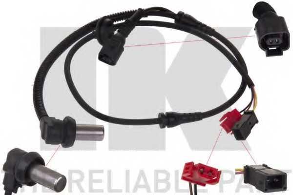 Датчик частоты вращения колеса NK 294709 - изображение