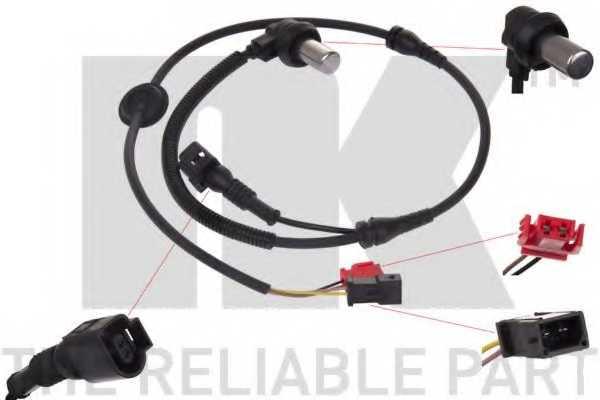 Датчик частоты вращения колеса NK 294712 - изображение