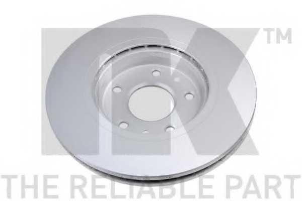 Тормозной диск NK 312290 - изображение 1