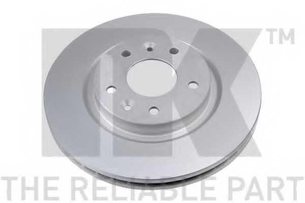 Тормозной диск NK 312290 - изображение