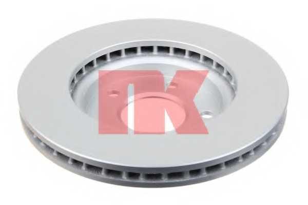 Тормозной диск NK 313057 - изображение 1