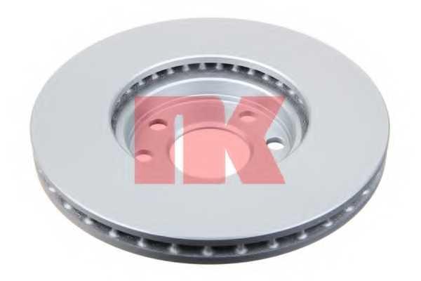 Тормозной диск NK 313629 - изображение 1