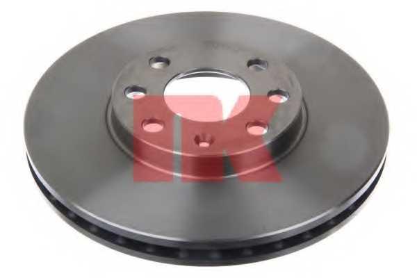 Тормозной диск NK 313629 - изображение
