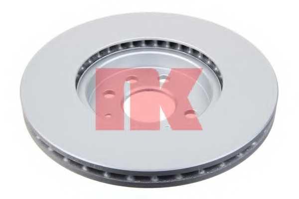 Тормозной диск NK 313651 - изображение 1