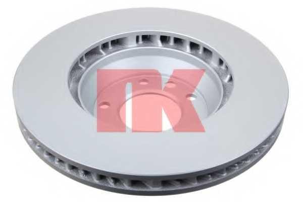Тормозной диск NK 3147103 - изображение 1