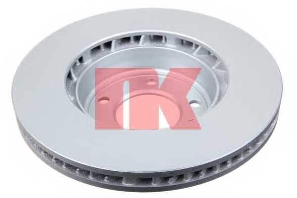Тормозной диск NK 3147104 - изображение 1