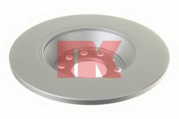 Тормозной диск NK 3147109 - изображение