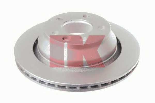 Тормозной диск NK 3147114 - изображение 1