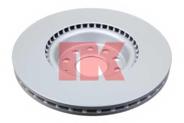 Тормозной диск NK 3147115 - изображение 1