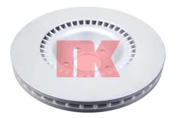 Тормозной диск NK 3147125 - изображение 1