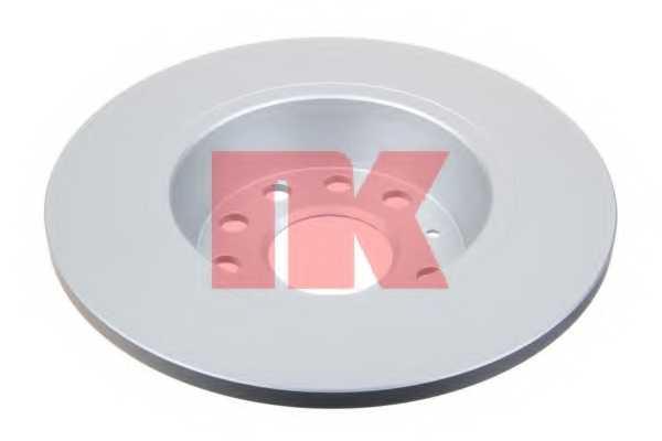 Тормозной диск NK 3147133 - изображение