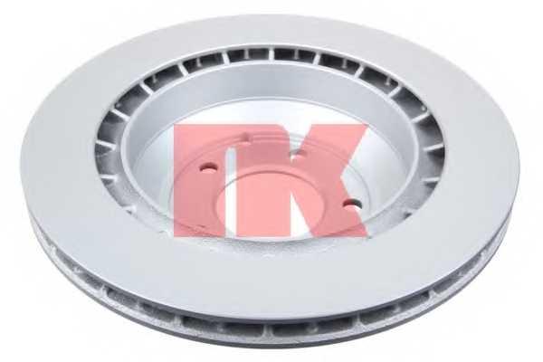 Тормозной диск NK 3147138 - изображение