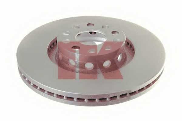 Тормозной диск NK 314791 - изображение 1