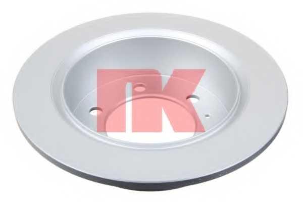Тормозной диск NK 315003 - изображение 1