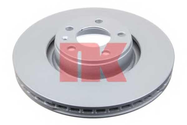 Тормозной диск NK 3447100 - изображение
