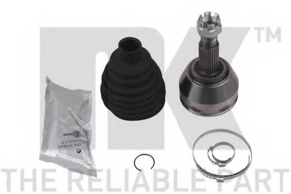 Шарнирный комплект приводного вала NK 511922 - изображение