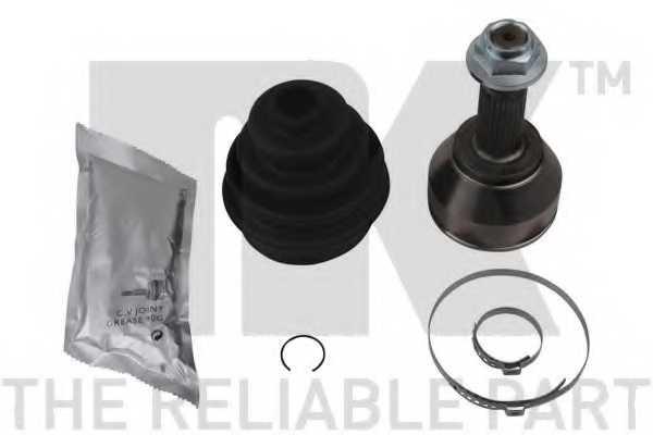 Шарнирный комплект приводного вала NK 512524 - изображение