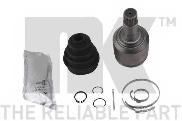 Шарнирный комплект приводного вала NK 513321 - изображение