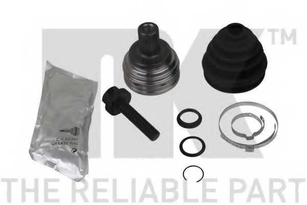 Шарнирный комплект приводного вала NK 5147122 - изображение