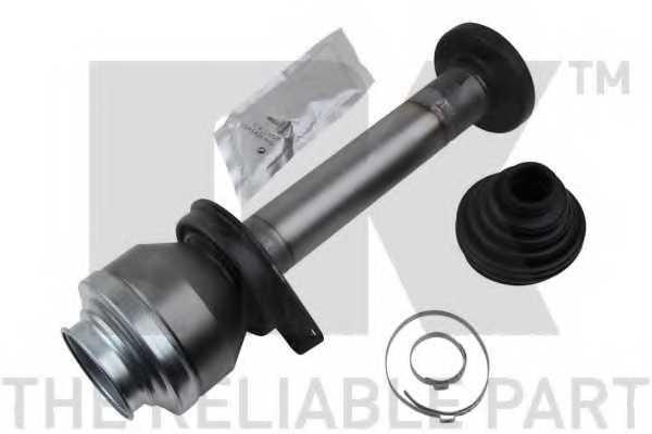 Шарнирный комплект приводного вала NK 5147133 - изображение