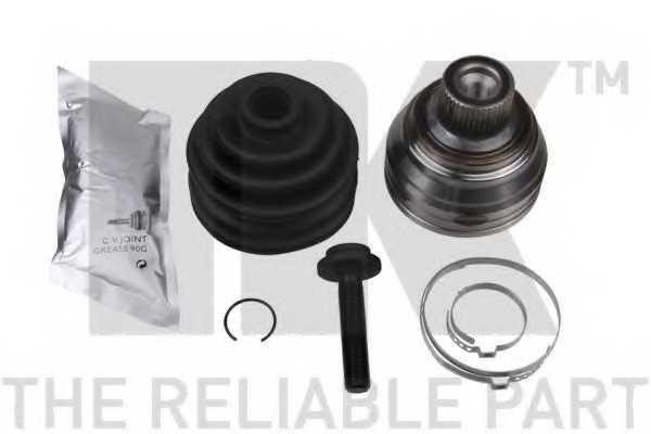 Шарнирный комплект приводного вала NK 5147144 - изображение