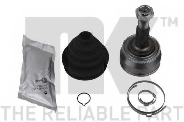 Шарнирный комплект приводного вала NK 514809 - изображение