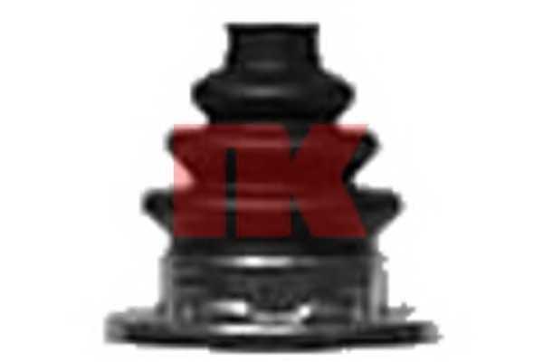 Комплект пылника приводного вала NK 521505 - изображение