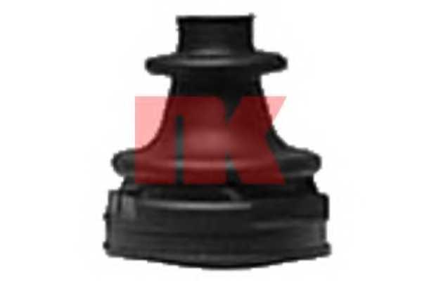 Комплект пылника приводного вала NK 522523 - изображение