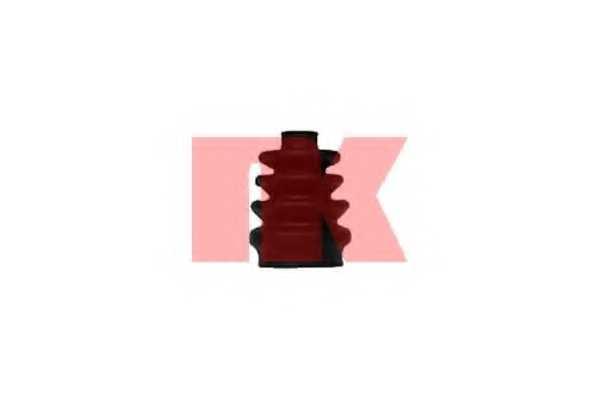 Комплект пылника приводного вала NK 523604 - изображение