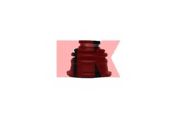 Комплект пылника приводного вала NK 523909 - изображение