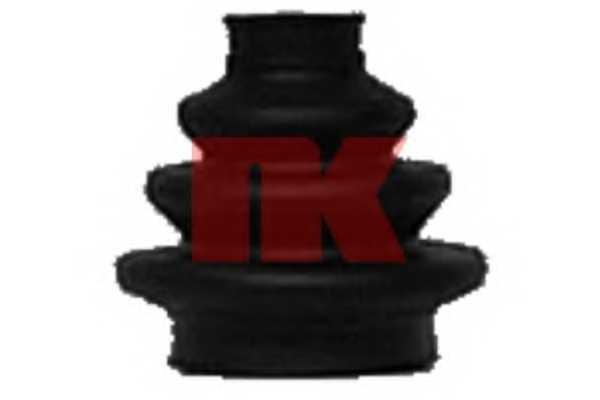 Комплект пылника приводного вала NK 524801 - изображение