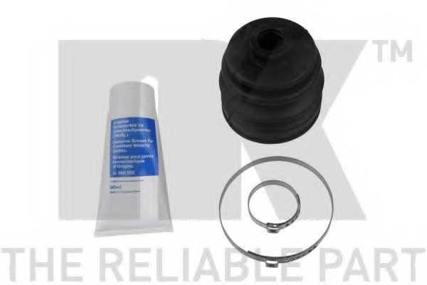 Комплект пылника приводного вала NK 525207 - изображение