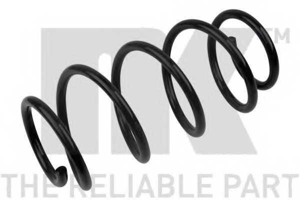 Пружина ходовой части NK 533657 - изображение