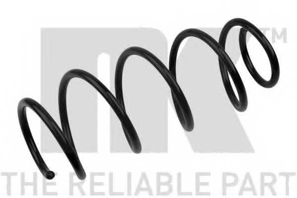 Пружина ходовой части NK 534313 - изображение